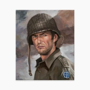 Thumbnail of private Kelly oil painting